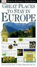 NEW - Eyewitness Travel Guide to Great Places to Stay in Europe