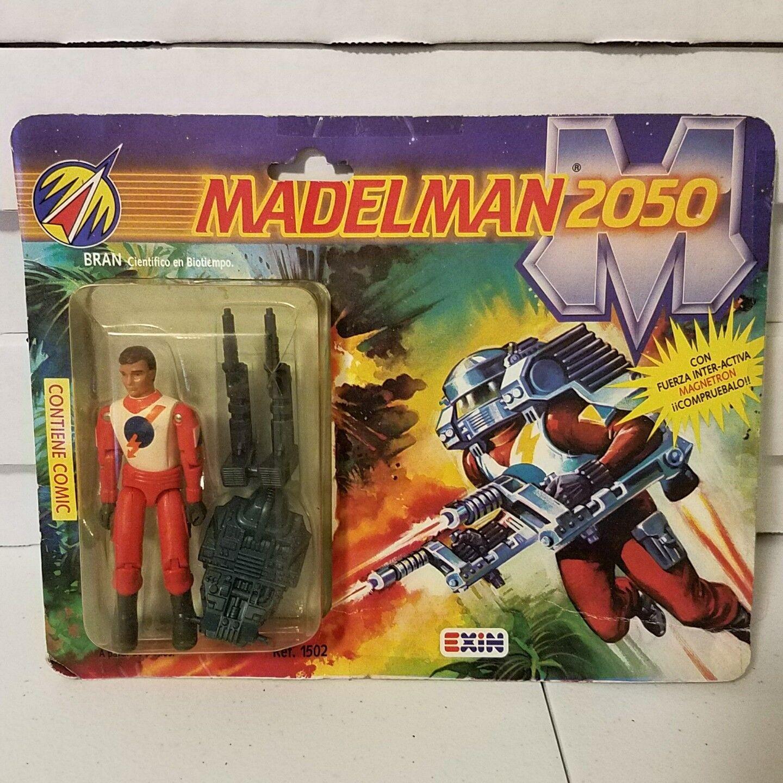1988 madelman 2050 bran contiene comic exin neu