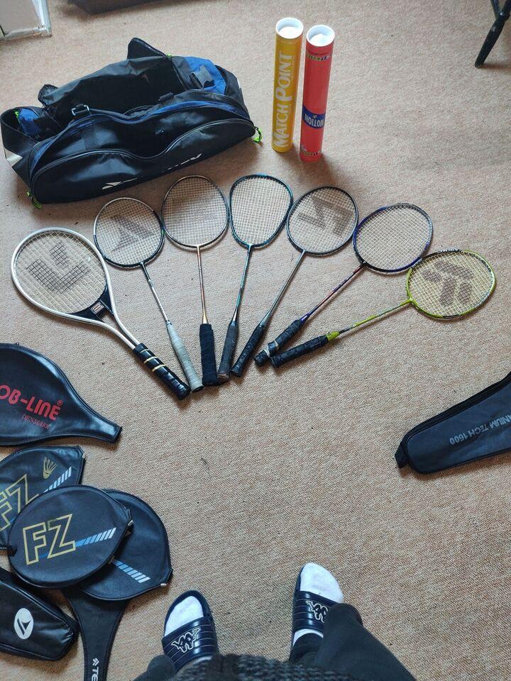 Badmintonketsjer, Forza