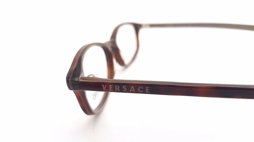 7ac238566c6 3 of 7 Versace Designer Frames In Brown Havana V44 28A - With Case - New    Under £