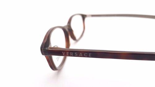 7ac238566c6 3 of 7 Versace Designer Frames In Brown Havana V44 28A - With Case - New    Under £