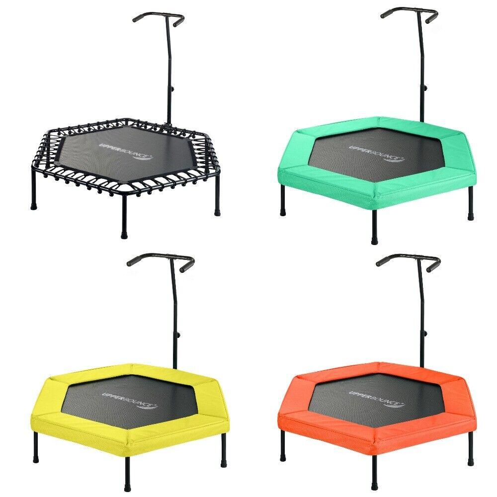 Mini Trampoline Hexagonal pour la Remise en Forme   Fitness de 127 cm 50 pouces