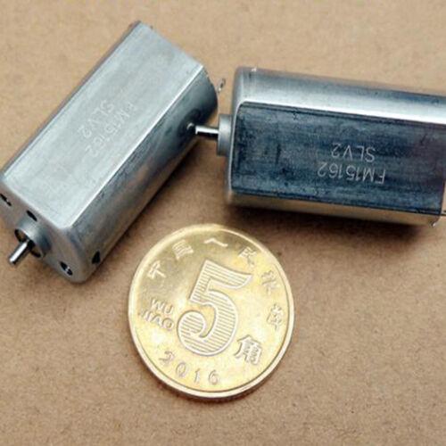 050 Mini Motor DC 5V-6V 12700RPM Precious Metal Brush DIY Geared Motor Air Pump