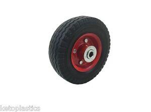 """6 """"x 2"""" PU ruedas / Saco Camión Rueda 16 mm rodamientos de rodillos de metal Centro  </span>"""