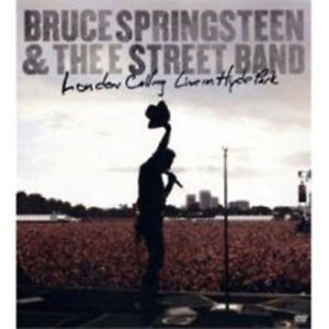 Springsteen-Bruce-amp-The-e-st-London-Calling-Live-in-Hyde-Park-Nuovo-DVD