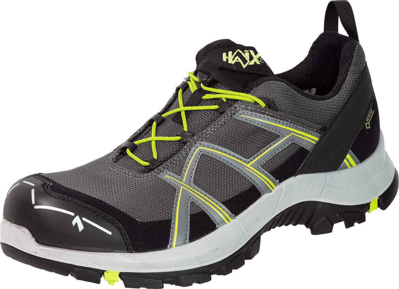 Haix Safety 40.1 LOW GRIGIO Giallo Sport Scarpe da lavoro scarpe basse Tg 10 1 2