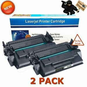 2PK-CF258X-58X-Toner-No-Chip-for-HP-LaserJet-Pro-M404-M404dn-MFP-M428-M428fdw