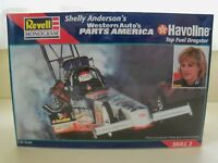 Revell Western Auto's Parts America Nhra Top Fuel Dragster - Model Kit (sealed)