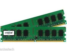 4GB (2x 2GB ) Memory RAM for Dell PowerEdge 830 850 840 860 R200 PC2-5300 667Mhz