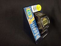 Sega Sports Digital Water Resistant Watch 24