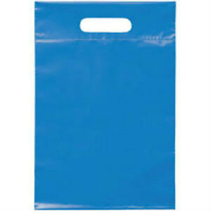 Merchandise-Gift-Bags-Die-Cut-Handle-Bags-S-Blue-12-x15-100