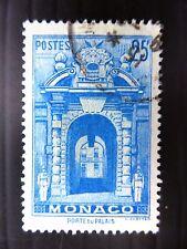 MONACO 1949 - 25c SG397A Fine/Used FP9359