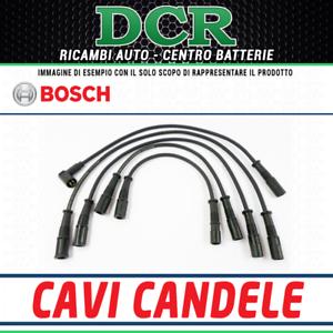 Kit cavi candele accensione BOSCH 0986357286 FIAT LANCIA