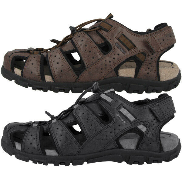Geox u s. Strada B zapatos casual Sling sandalia trekking decorado u 6224 B 0 mebcc
