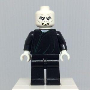 Lego Harry Potter Voldemort White Head Minifigure