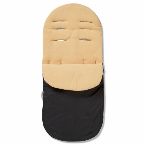 Kinderwagen Fußsack Gemütlich Zehen Kompatibel mit Maclaren