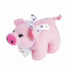 Hogs-N-Kisses-Stuffed-Baby-Pigs-Toys-12-Pieces