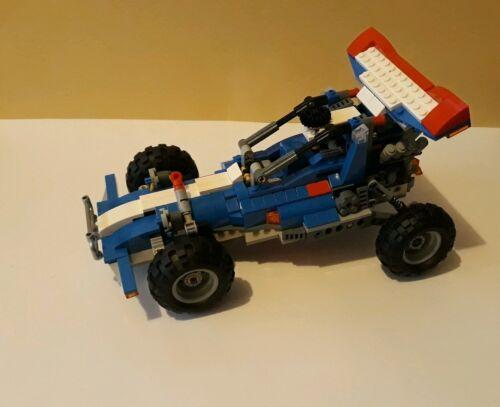 LEGO Creator 3 in 1 -  5893,  Offroader, Truck, Rennwagen, ohne BA