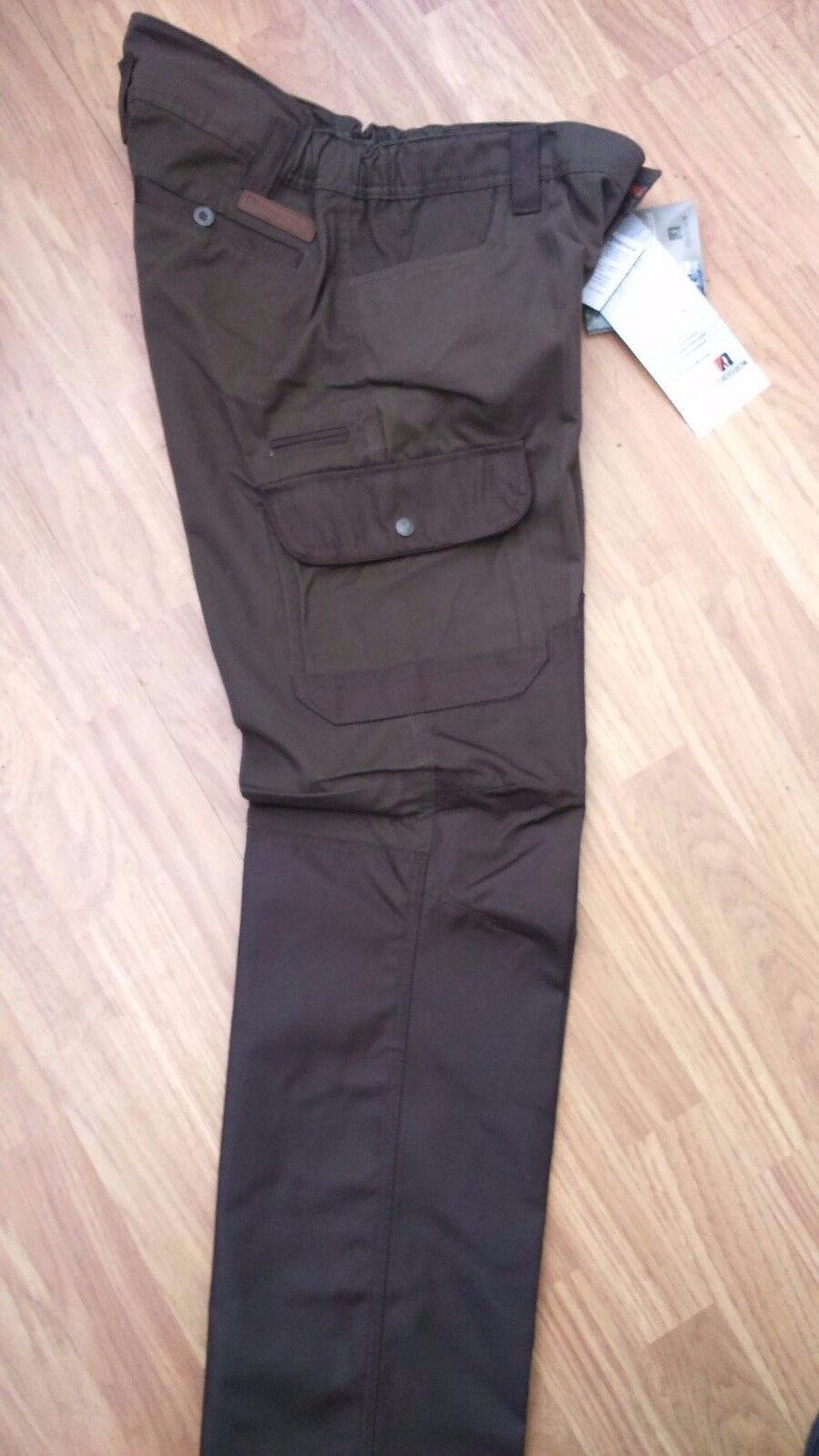 Percussion Showerproof Bush Trousers 1033 Ideal for Hunting,Fishing,Walking