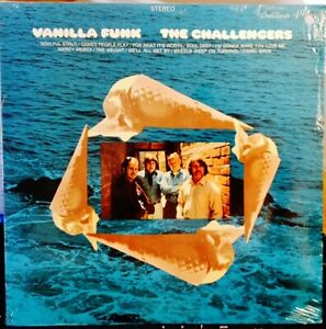 Sealed-THE-CHALLENGERS-LP-Vanilla-Funk-GNPS-2056-1970-Funk-Soul