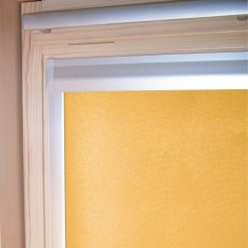 Thermo-Verdunkelungs-Rollo für VELUX Dachbalkon GEL/_VEA/_ Twin Roof Terrace/_WEISS