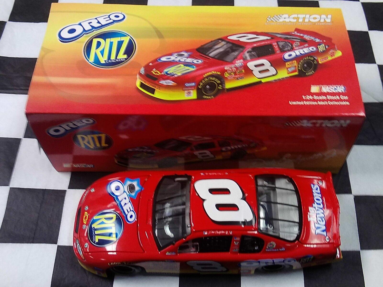 Dale Earnhardt Jr  8 Ritz   Oreo 2003 Monte Carlo 1 24 Action NIB NASCAR 103499