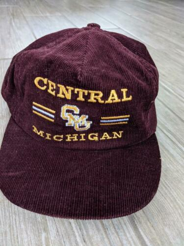 1980s vintage CENTRAL MICHIGAN university CORDUROY