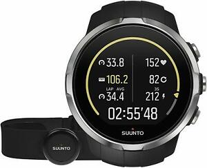 Wrist-watch-SUUNTO-Spartan-Sport-Black-HR-NEW-COLLECTION-SS022648000