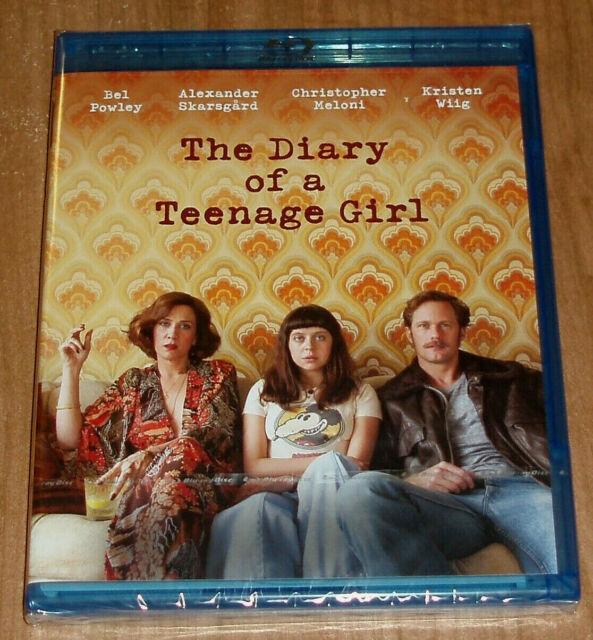 THE DIARY OF A TEENAGE GIRL BLU-RAY NUEVO PRECINTADO DRAMA (SIN ABRIR)