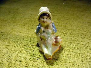 Good Excavated Damaged Victorian Frozen Charlotte Sitting Doll Age 1890 Art 7427 Refreshing And Beneficial To The Eyes Doll House Dolls
