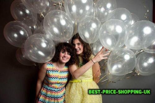 "Birthday BALOONS Wedding LARGE Latex Helium Balloons Ballons 100 X10/"" Party"
