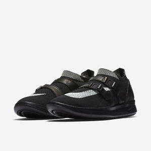 d130029f37f0a Nike NikeLab Air Sock Racer Ultra Flyknit Men s Shoes 11.5 Black ...