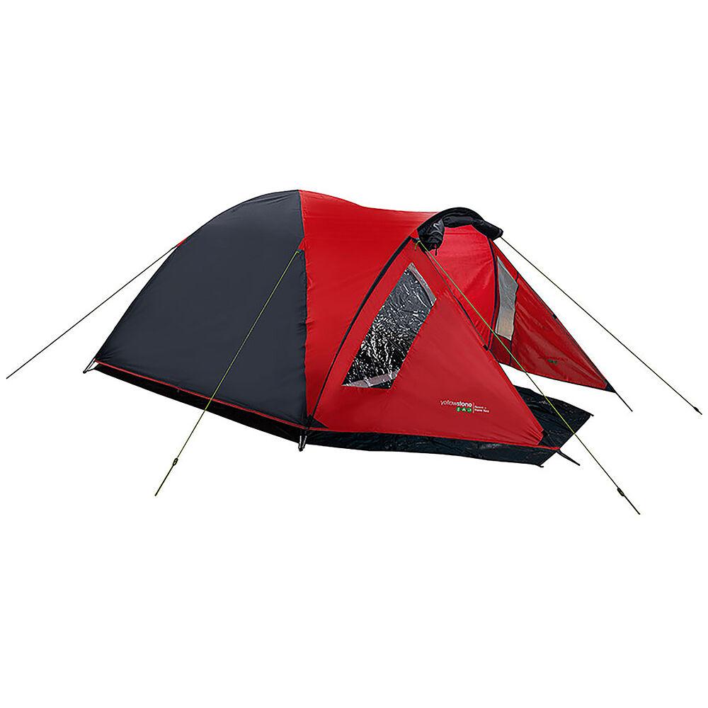 Ascent Tenda 3 Persone Campeggio Spiaggia Famiglia Festival Escursioni RIPARO TENDONE CAMP R