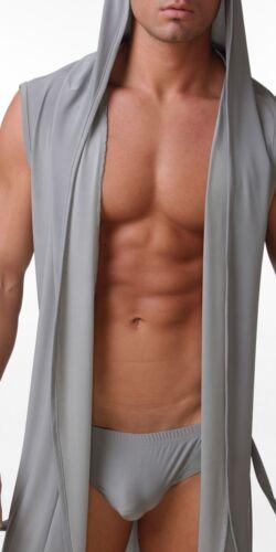 uomini caldo cappuccio nuovi da alla pigiama L'accappatoio all'aperto casuali da indumenti sexy degli con moda notte notte degli degli indumenti xgfdAwd