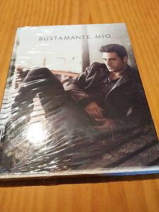 BUSTAMANTE-MIO-EDICION-DELUXE-LIBRO-CD-Nuevo