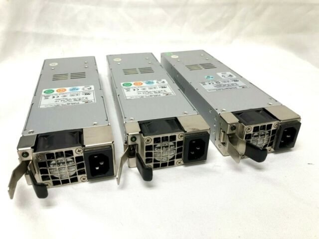EMACS GIN-6350P Hot Swap Power Supply 350W