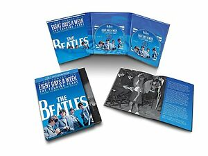 Blu-Ray-The-Beatles-EIGHT-DAYS-A-WEEK-2-disc-special-edition-New-sealed