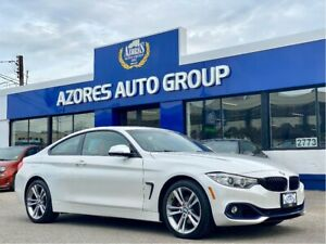 2015 BMW Série 4 428i xDrive AWD Coupe|Red Leather|Nav|B.Cam