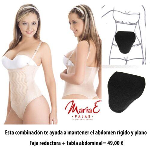 Tabla abdominal tipo pera faja para quitar barriga adelgazar control abdomen