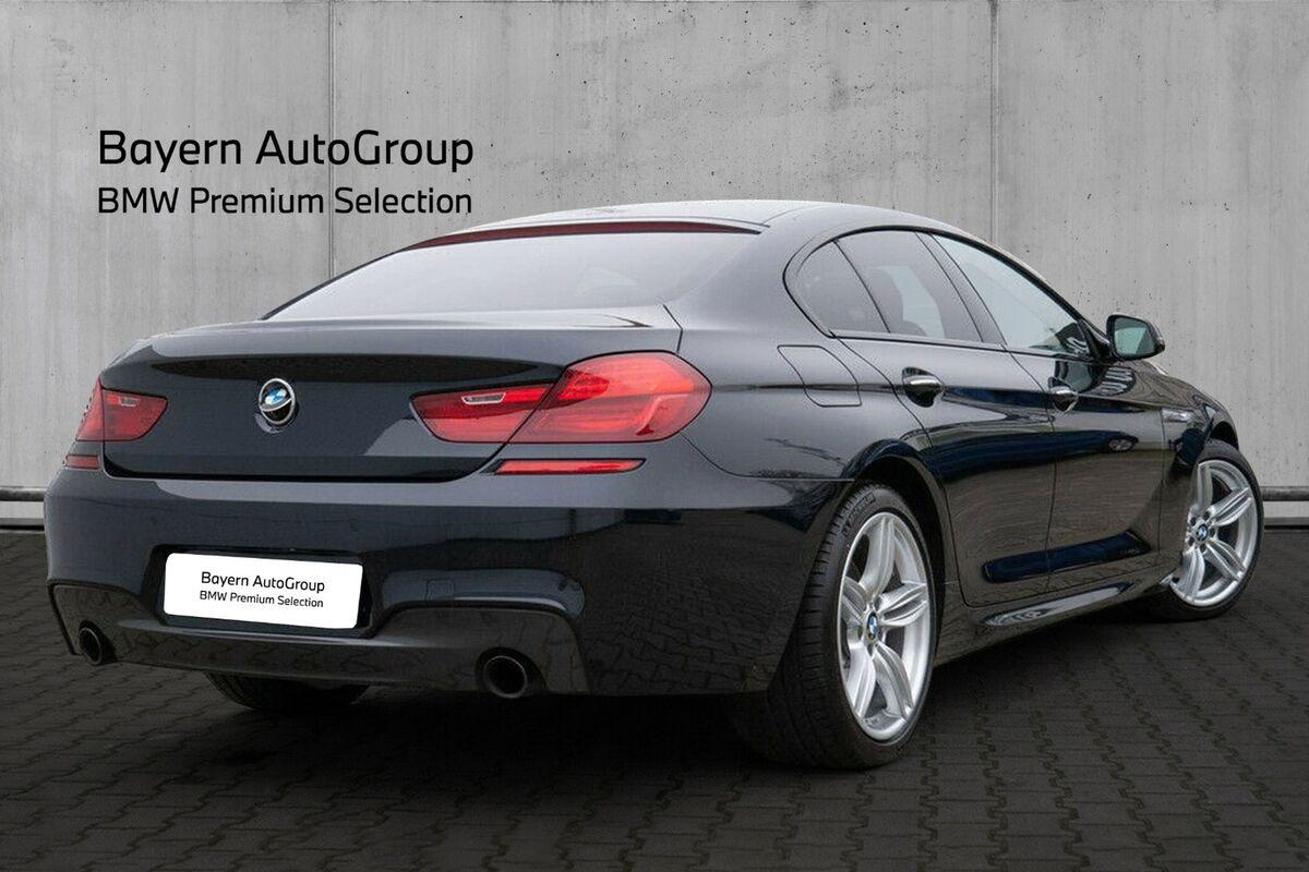 BMW 640d Gran Coupé xDrive aut.