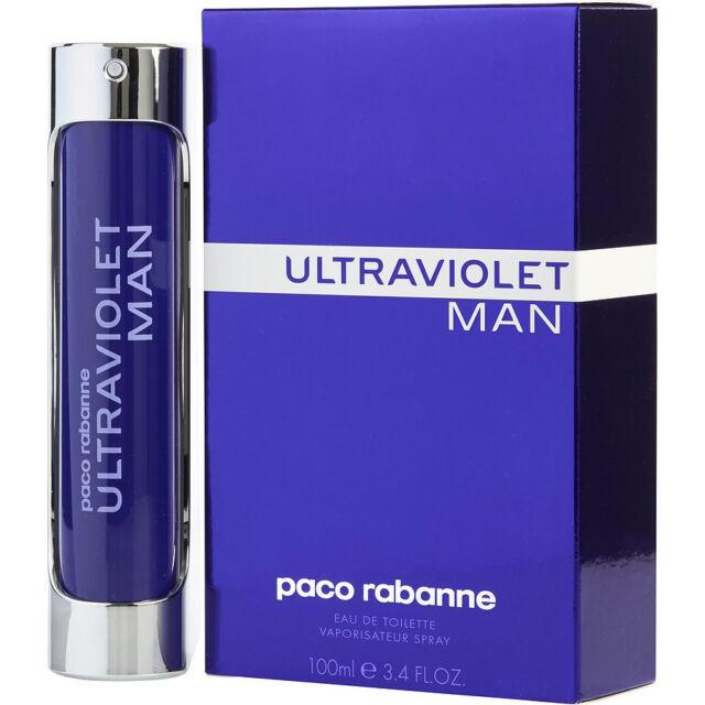 41ac712be PACO RABANNE ULTRAVIOLET MAN 100ML EDT eau de toilette Sealed Box~FREE POST