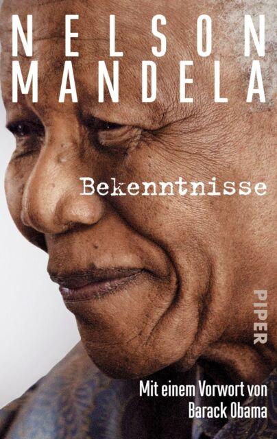Bekenntnisse von Nelson Mandela (2012, Taschenbuch), UNGELESEN