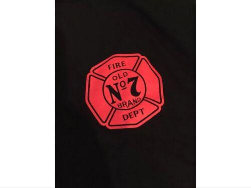 Original Jack Daniels /'Fire/' T-Shirt Size SMALL