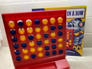Game 4 In A Row Connect 4 Chad Valley Ebay