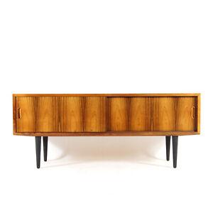 Retro Vintage Danish Hundevad Rosewood Sideboard TV Cabinet 60s 70s Mid Century