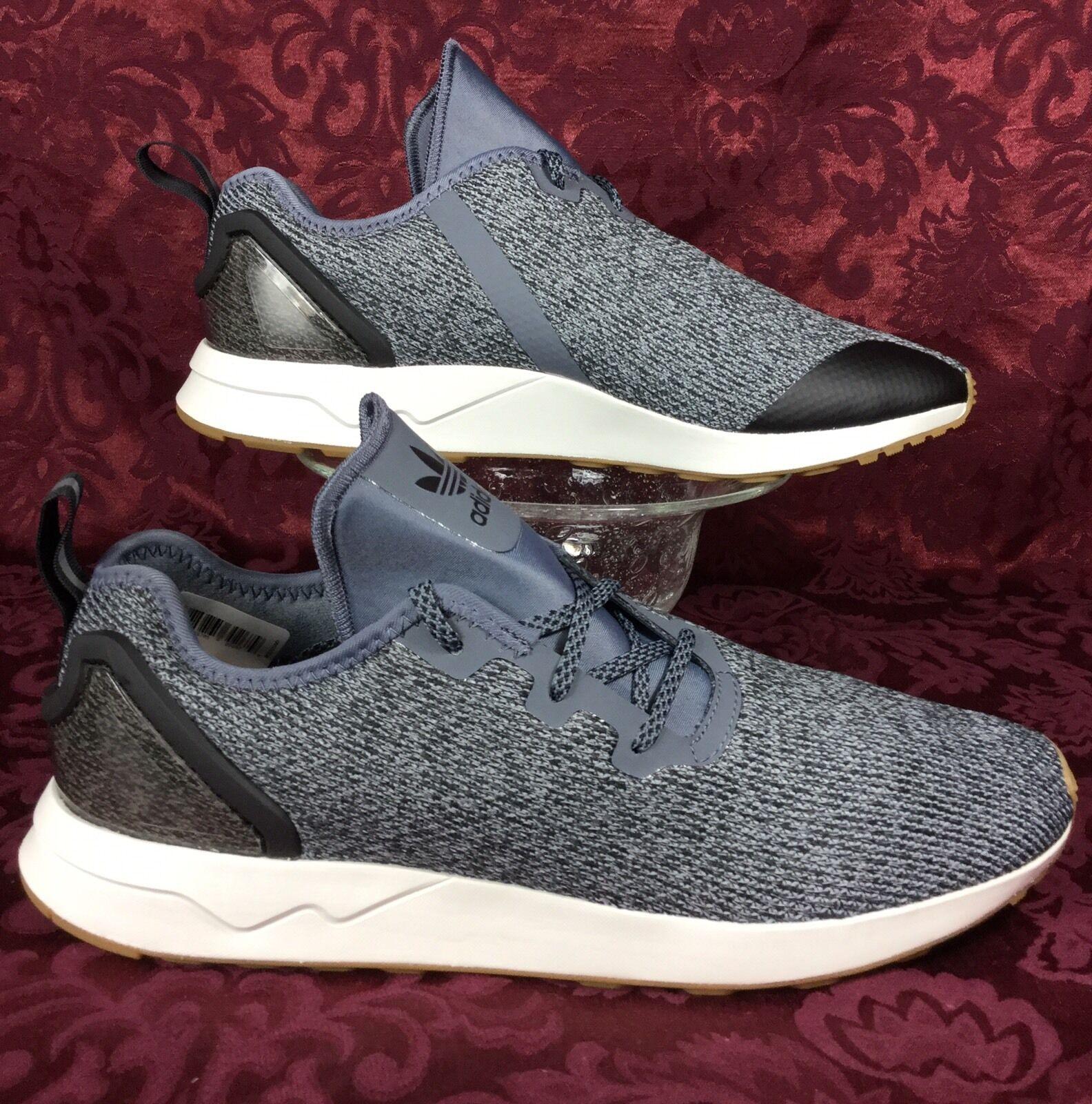 Adidas ZX FLUX ADV ASYMMETRICAL ASYM BB3705 ONIX Core Black Gum PK xeno boost 10