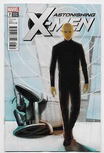 ASTONISHING X-MEN #7 MCKONE HEADSHOT VARIANT X-MEN GAMBIT