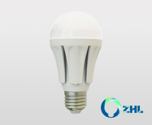 ZHL 12 Watt Super Bright LED Bulb Warm White 75W Incandescent Replacement