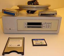 CF Card reader writer Akai S1100 S2000 S3000xl SCSI Hot Swap external 2 drive