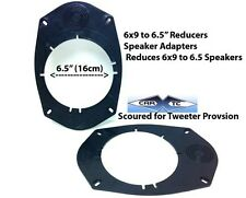 6X9 to 6.5 Car Speakers Rear Area Adapter SAA69-6.5R-C